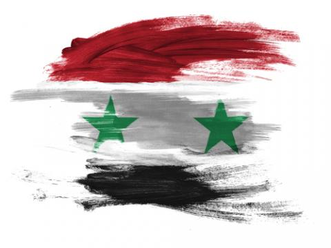 Syrian flag illustration, Aleksey Klints / Shutterstock.com