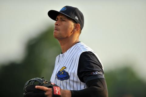Alex Rodriguez in Trenton, N.J., Aspen Photo / Shutterstock.com