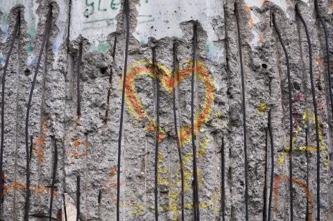 Remains of the Berlin Wall, Alberto Loyo / Shutterstock.com