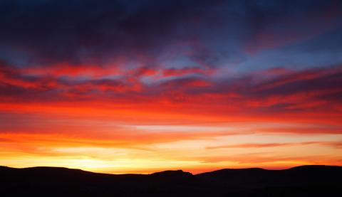 Sunset. Image courtesy Oleksii Sagitov/shutterstock.com