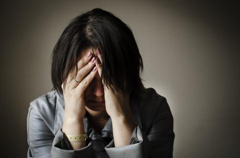 Close-up of woman, Oleg Golovnev / Shutterstock.com