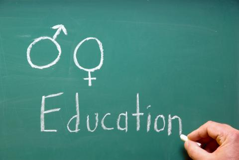 Sex education illustration, Rob Byron / Shutterstock.com