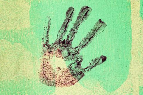 Handprint identity concept, Cbenjasuwan / Shutterstock.com