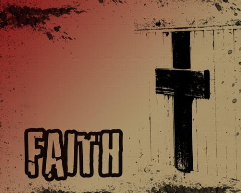 Faith illustration, Lauren Blackwell / Shutterstock.com