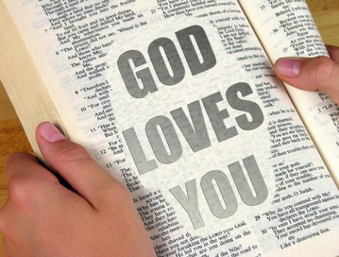 "(Bible image titled ""Getting the Message"" by JustASC/Shutterstock.)"
