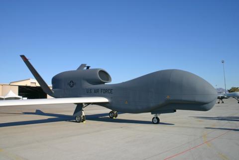 U.S. Drone, Paul Drabot / Shutterstock.com