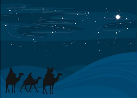 Photo: Following the Star, © Juampi Rodriguez / Shutterstock.com