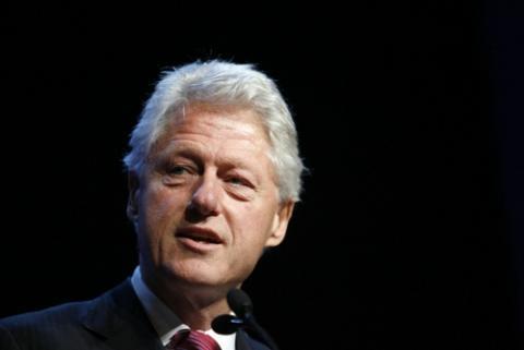 Bill Clinton photo, stocklight / Shutterstock.com
