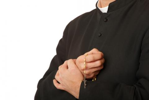 Clergy illustration, Monika Wisniewska / Shutterstock.com
