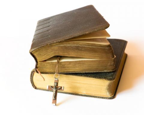 Books image via Shutterstock
