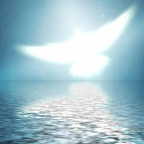 Pentecost illustration, Molodec / Shutterstock.com