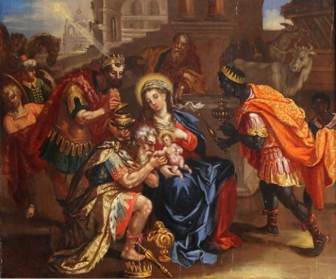 Image: Adoration of the Magi, © Zvonimir Atletic / Shutterstock.com