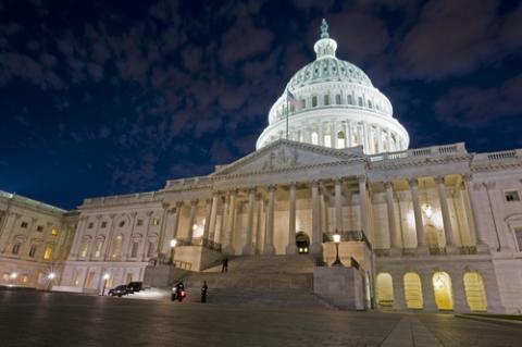 U.S. Capitol Building, Gary Blakeley / Shutterstock.com