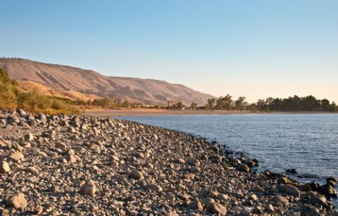 Sea of Galilee, Lara65 / Shutterstock.com