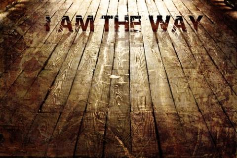 I am the way background, Genotar / Shutterstock.com