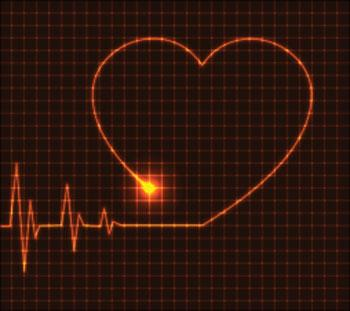 Abstract heart cardiogram, Petr Vaclavek / Shutterstock.com