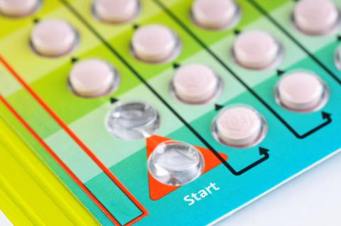 Photo: Birth control pill, © Calek / Shutterstock.com
