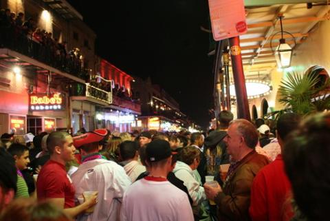 Bourbon Street photo: gary yim / Shutterstock.com