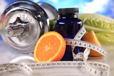 Diet and fitness bundle, Mariusz Szczygiel / Shutterstock.com