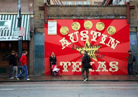 Austin photo: GSPhotography / Shutterstock.com