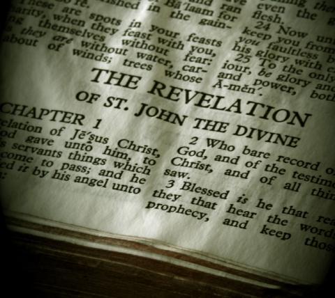 Book of Revelation photo, Stephen Orsillo / Shutterstock.com