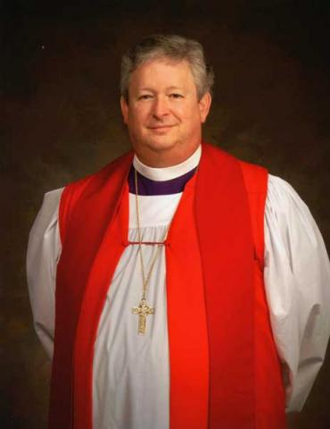 Episcopal Bishop Kee Sloan of Alabama. Photo from the Episcopal Diocese of Ala.