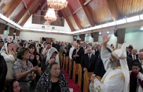 RNS photo courtesy St. Mary & St. Verena Coptic Orthodox Church