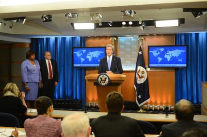 Photo courtesy State Department/Public Domain via Flickr (http://flic.kr/p/ekTg