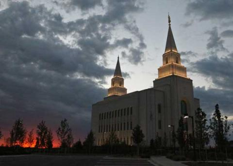 Missouri remains land of religious promise for mormons - Jackson county missouri garden of eden ...