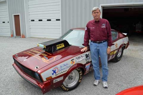 The 'Racing Rev' Dale Schaefer