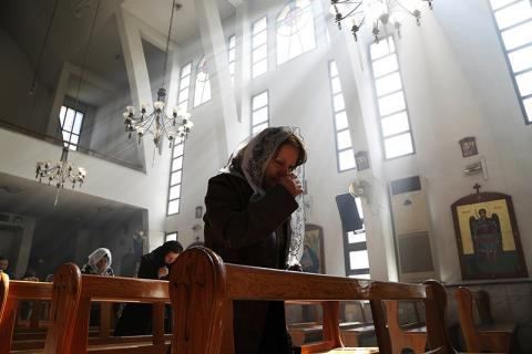 REUTERS / Omar Sanadiki / RNS