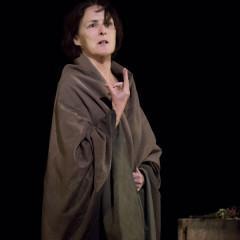 Photo by Paul Kolnik/courtesy The Testament of Mary production