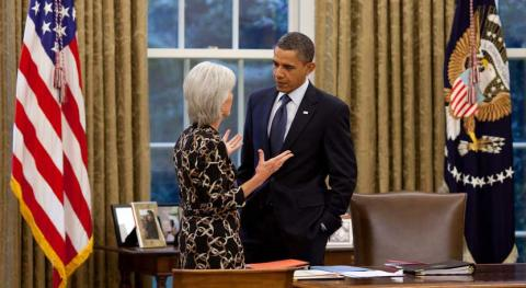 RNS photo courtesy Pete Souza / The White House.