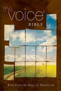 The Voice Bible, via Thomas Nelson Bibles