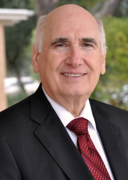 Jerry Campbell, president of Claremont School of Theology