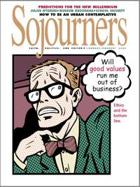 Sojourners Magazine January-February 2000