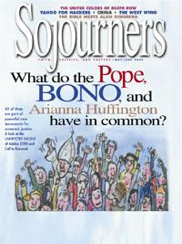 Sojourners Magazine May-June 2000