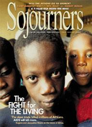 Sojourners Magazine July-August 2000