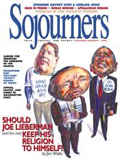 Sojourners Magazine November-December 2000