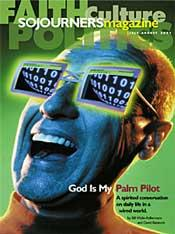 Sojourners Magazine July-August 2001