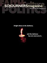 Sojourners Magazine November-December 2001