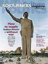 Sojourners Magazine September-October 2002