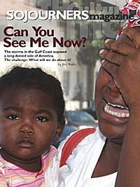 Sojourners Magazine November 2005