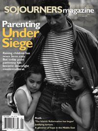 Sojourners Magazine January 2006