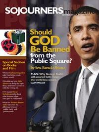 Sojourners Magazine November 2006