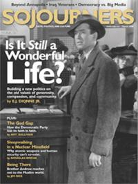 Sojourners Magazine March 2008