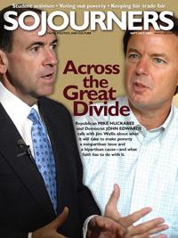 Sojourners Magazine September/October 2008