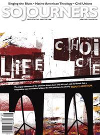 Sojourners Magazine June 2009