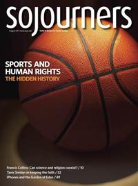 Sojourners Magazine August 2009