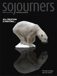 Sojourners Magazine December 2009